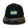 Mannix 5 Panel Cap (Bubble Gum Pack) – jungle camo